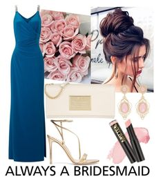 """""""Untitled #80"""" by bykaty on Polyvore featuring Ralph Lauren, Gianvito Rossi, Love Moschino and L.A. Girl"""