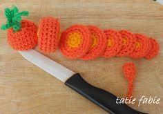 carotte coupée