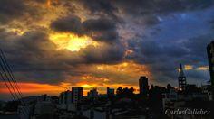 El final / the #end   Llega el fin el final de un día el comienzo de una noche y la esperanza de un mañana...   #sun #sunset #sunsetMagic #love#beautiful #manizales #colombia #cry #sad #broken #colorful #color #travel #travelphotography #photography #discovery #explore