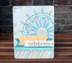 #celebrate #birthday #handmadecard