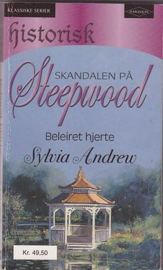 """""""An Inescapable Match (The Steepwood Scandal, Book 15) (Harlequin Historical Series #121)"""" av Sylvia Andrew"""