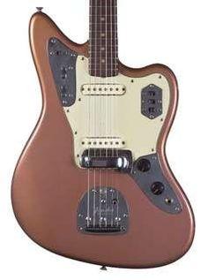 Fender / Jaguar / 1962 Custom Electric Guitars, Custom Guitars, Gibson Guitars, Fender Guitars, Fender Jaguar, Music Machine, Guitar Rig, Bass Amps, Fender Telecaster