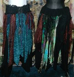 Victorian Renaissance Gypsy Clothing,