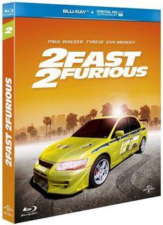 Fast&furious 2 en blu-ray/digital ultraviolet