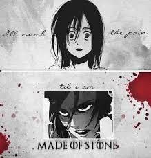 Resultado de imagen para evanescence made of stone lyrics