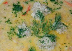 "Ciorba de Varza (pronounced ""CHOR ba duh VAR zuh"") is a traditional cabbage soup with meatballs, very typical of the Bulgaria/Romania region."