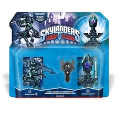 Skylanders: Trap Team Characters: Midnight Museum Dark Element Expansion Pack This Skylanders Trap Team figure requires the Traptanium Portal (included in the Trap Team Starter Pack) to be used in-game. Contents Include: Dark Trap Master, Dark Trap, and Location Piece with new Storyline. http://awsomegadgetsandtoysforgirlsandboys.com/skylanders-trap-team-characters/ Skylanders: Trap Team Characters: Midnight Museum Dark Element Expansion Pack