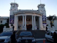 The casino in Vina del Mar