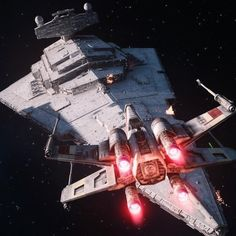 Star Wars: X-Wing and Stardestroyer
