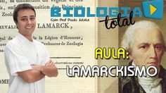 Lamarckismo - Evolução - Prof. Paulo Jubilut