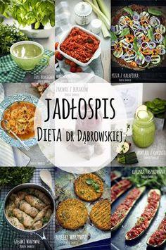 Jadłospis tygodniowy - dieta dr Dąbrowskiej Diet And Nutrition, Health Diet, Best Fat Burning Foods, Diet Recipes, Healthy Recipes, Healthy Eating Habits, Proper Diet, Diet Meal Plans, Food Allergies