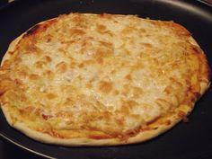 Max konyhája: Ropogós pizza, élesztő nélkül