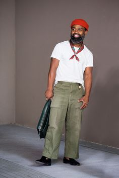 Garconjon: June 2015 Ouigi Theodore, founder of menswear mecca Brooklyn Circus, photographed outside the menswear shows in Milan.