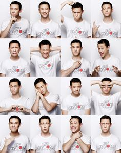 It doesn't matter what face he makes, or what he wears- Joseph Gordon-Levitt is just perfect!