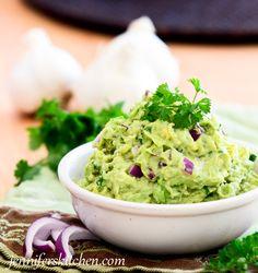 Healthy Guacamole Re