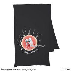 Ätsch gewonnen Schal