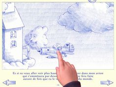 Bleu de Toi (HD) de Dominique Maes - CotCotCot-apps.com par Des Carabistouilles SPRL-BVBA