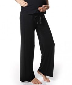 5441aa80a371 NZ 59.95 The most comfortable, practical and luxurious lounge pants in  classic jet black!