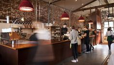 Seven Seeds Cafe
