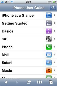 How to Find Your iPhone iPad or iPod Touch's Manual
