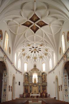 Estercuel, Teruel (Spain). Monasterio Santa María del Olivar
