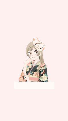 Nanami Momozono - Kamisama Kiss she is a lovely girl with a big heart :>