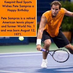 Keepinit Real Sports American Tennis Players, Sports Birthday, 20 Years Old, Tennis Racket, Birthdays, Baseball Cards, Anniversaries, Birthday, Birth Day