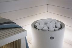 Q-TIO sauna TALVI 003 - Tulikivi Oyj