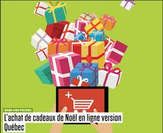 """Ma chronique de cette semaine :) ''L'achat de cadeaux de Noël en ligne version Québec""""  http://www.journaldemontreal.com/2015/11/06/lachat-de-cadeaux-de-noel-en-ligne-version-quebec"""