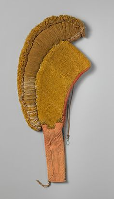 19th century Tibet. Helmet-Shaped Hat  | The Met