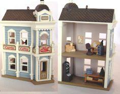 Hallmark Bros Card Shop~#5~1988~Nostalgic Houses & Shops~Hallmark Ornament~MIB NRFB by MermeowTreasures, $25.00