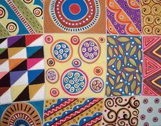 karla gerard artist | Karla Gerard: Folk Art Sampler