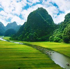 Ninh Bihn #Vietnam