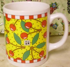 Mary Engelbreit Mug -I got these Mary Engelbreit Mugs at thrift stores.