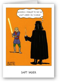 Daft Vader