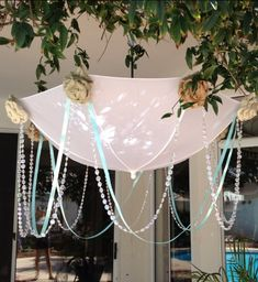 Trendy baby shower ideas for boys diy centerpieces shabby chic 64 ideas Umbrella Decorations, Baby Shower Decorations, Wedding Decorations, Umbrella Crafts, Backdrop Wedding, Shabby Chic Living Room, Shabby Chic Homes, Umbrella Baby Shower, Shabby Chic Baby Shower