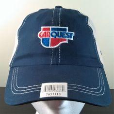 143dc42e7610f Vintage Carquest Hat Contrast Stitch Baseball Strapback Cotton Dad Hat   Classic  BaseballCap