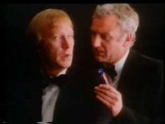 Cadbury's Wispa - John Thaw and Dennis Waterman Advert