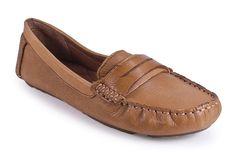 Amazon.com: Gentle Souls Women's Portobello Flat, Saddle, 8 M US: Shoes