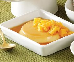 Caramel Hazelnut Panna Cotta Recipe | @Allison j.d.m House! & Home