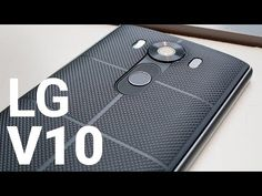 Hands-on with the LG V10, the start of a new smartphone family   Android Central