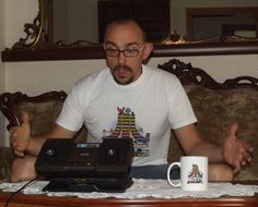 Woow. It's Atari Pong time.