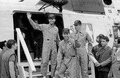 In April NASA launched three Apollo 13 astronauts to land on the moon. See Apollo epic mission of survival from start to finish in this slideshow. Moon Missions, Apollo Missions, Centre Spatial, Apollo Spacecraft, Universe Today, Iwo Jima, Moon Landing, Space And Astronomy, Apollo 13