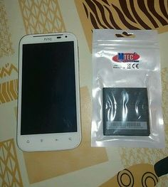 HTC  Sensation XL - 16GB - Weiß (Ohne Simlock) Smartphone