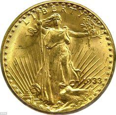 1933 Double Eagle.