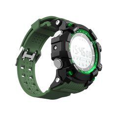 NO.1 F2 IP68 waterproof Bluetooth Pedometer Sport Healthy Outdoor Smart Watch Euro 23,20