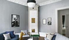De mooiste interieurs met ornamenten en sierlijsten - Roomed
