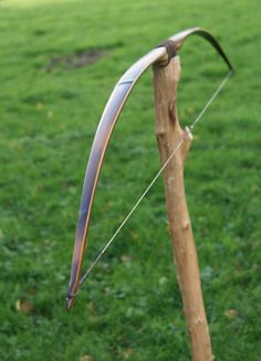 ipe/bamboo pyramid flatbow by Leonwood