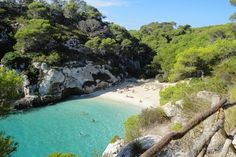 Playa Macarelleta - Isola di Minorca - Baleari