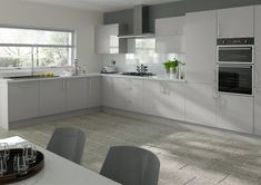 Lewes Light Grey #Kitchen